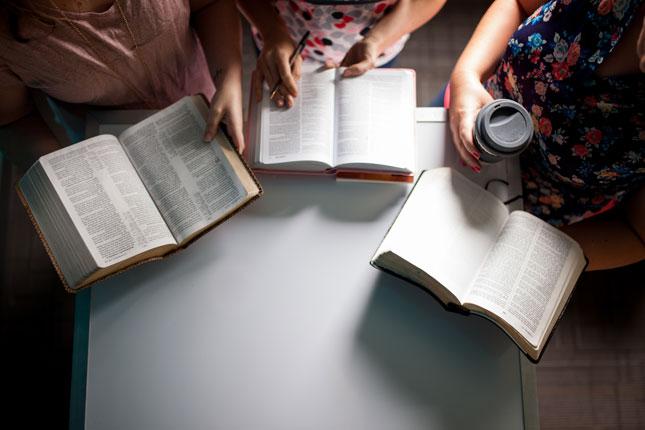 Women's Bible Study Resumes